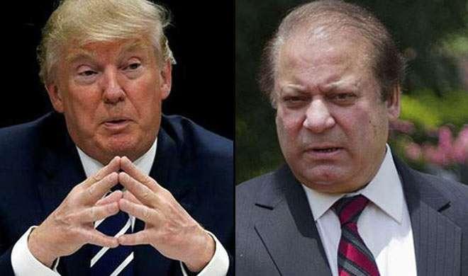 पाकिस्तान की समस्या सुलझाने में नवाज की मदद करेंगे ट्रंप - India TV