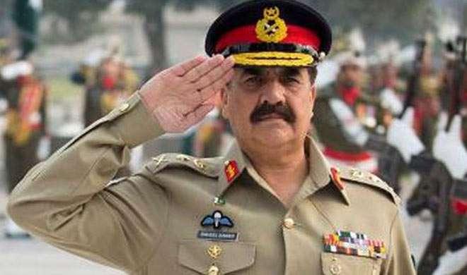 पाकिस्तान के पूर्व सैन्य प्रमुख जनरल राहील शरीफ के समर्थक ने की खुदखुशी - India TV