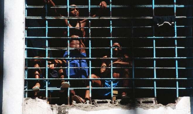 ब्राजील: जेल में फिर भड़की हिंसा, 33 कैदियों की मौत - India TV