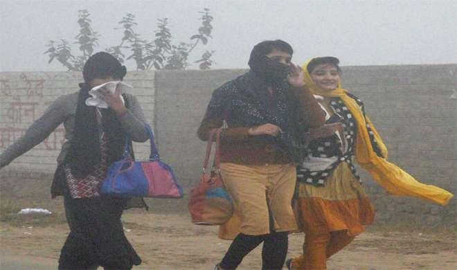 उत्तर भारत शीतलहर की चपेट में, तापमान में हो सकती है और गिरावट