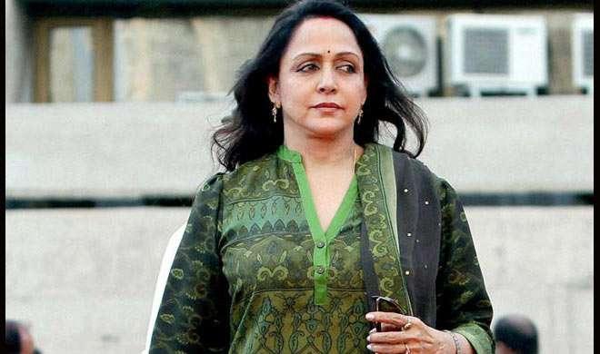 UP चुनावों के लिए हेमा मालिनी ने स्थगित की फिल्म की शूटिंग, विदेश यात्रा