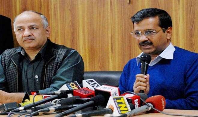 केजरीवाल को CM उम्मीदवार मानकर वोट दें: मनीष सिसोदिया - India TV