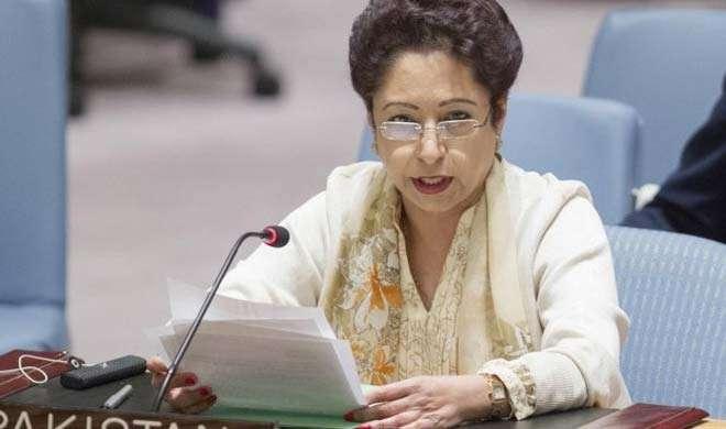 पाकिस्तान ने संयुक्त राष्ट्र प्रमुख को सौंपा भारत के दखल से जुड़ा दस्तावेज - India TV
