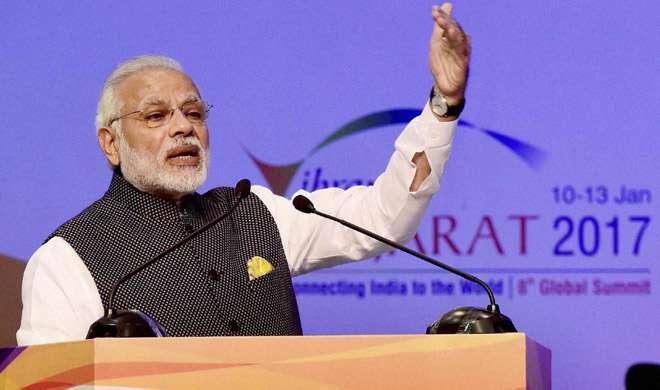 वाइब्रेंट गुजरात समिट में PM मोदी ने दिया 3D फॉर्मूला, एक क्लिक में पढ़ें खास बातें - India TV