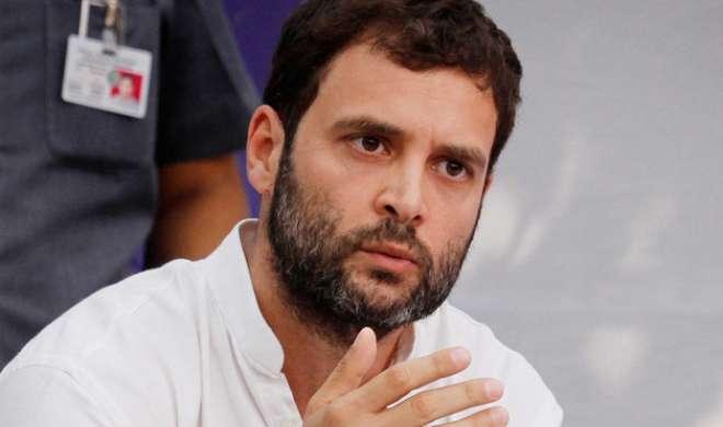 राहुल गांधी ने पंजाब के उम्मीदवारों की लिस्ट को अंतिम रूप दिया - India TV