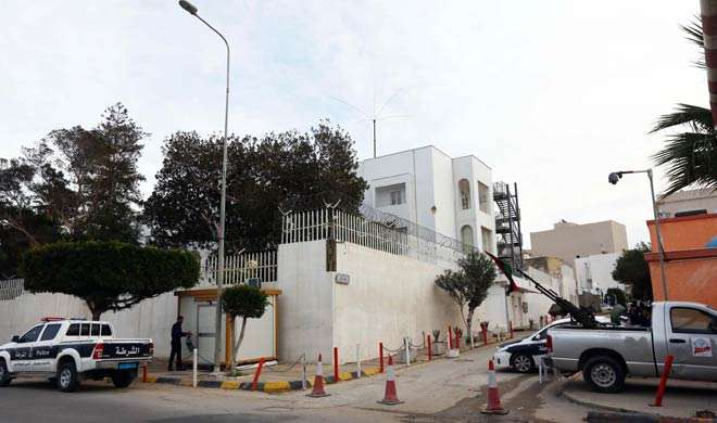लीबिया में फिर से खोला जाएगा इटली का दूतावास - India TV
