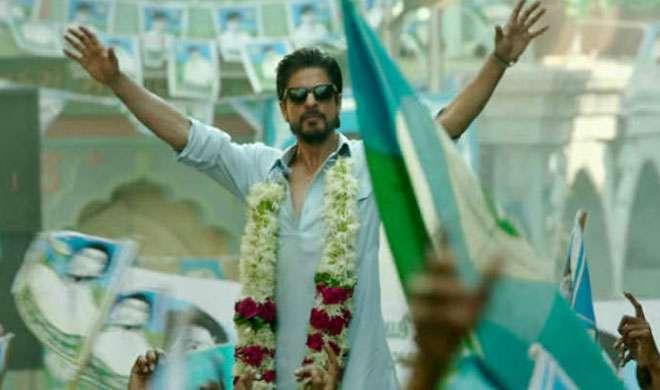 100 करोड़ रुपए के क्लब में शामिल होने वाली साल की पहली फिल्म बनी 'रईस'