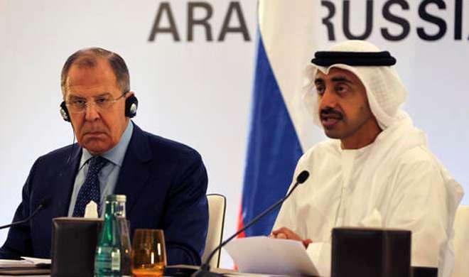 UAE के विदेश मंत्री ने कहा, ट्रंप का यात्रा संबंधी प्रतिबंध इस्लाम विरोधी नहीं