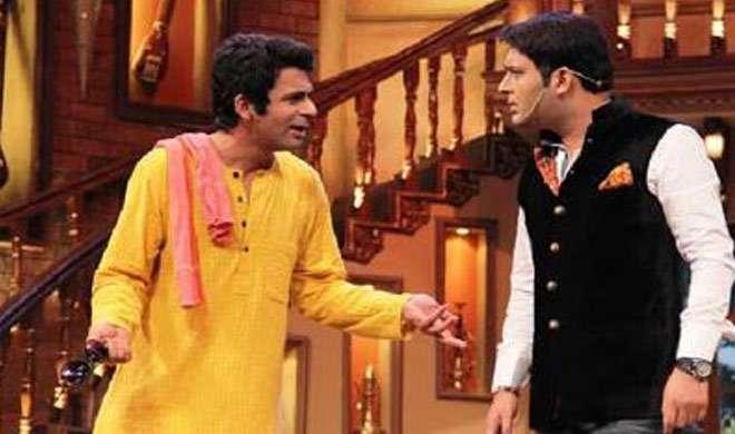 सुनील ग्रोवर संग झगड़े पर बोले कपिल शर्मा, 5 साल में पहली बार चिल्लाया - India TV
