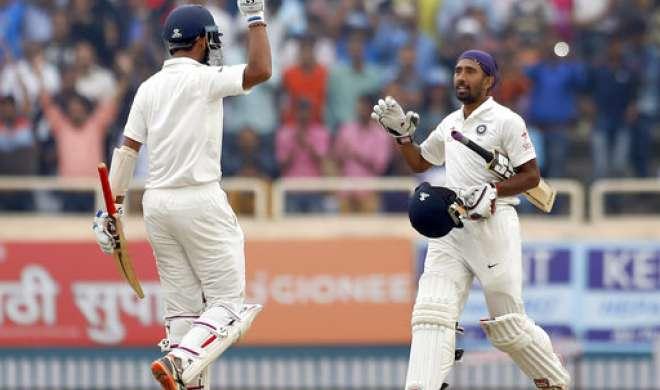 रांची, डे4, पारी: भारत ने 152 रन की बढ़त के साथ 603 पर की पारी घोषित - India TV