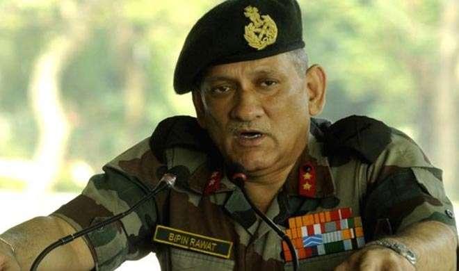 रक्षा सहयोग के लिए नेपाल की यात्रा करेंगे सेना प्रमुख रावत