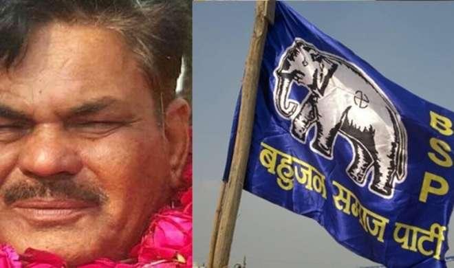 BSP नेता की इलाहाबाद में गोली मारकर हत्या, BJP नेता के खिलाफ केस - India TV