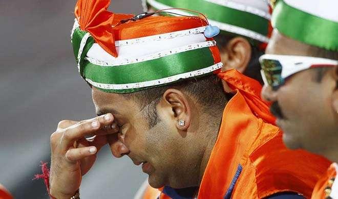 पाकिस्तान और नेपाल से भी ज्यादा दुखी हैं भारतीय