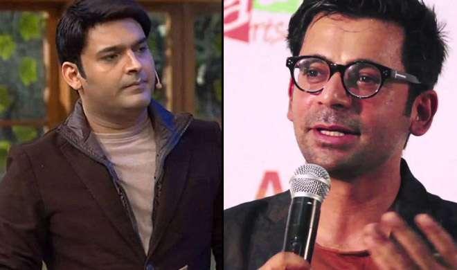 सुनील ग्रोवर ने किया काम करने से इंकार, तो सेट पर रो पड़े कपिल शर्मा - India TV