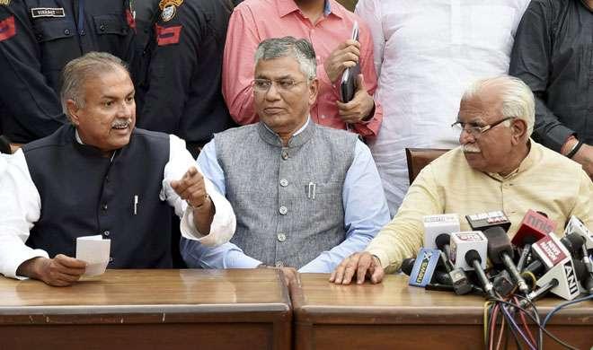 जाट आंदोलन स्थगित, CM खट्टर से बातचीत के बाद बनी सहमति