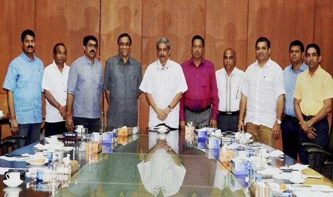 गोवा में जल्द टूट ही जाएगा भाजपा गठबंधन और गिरेगी सरकार: शिवसेना