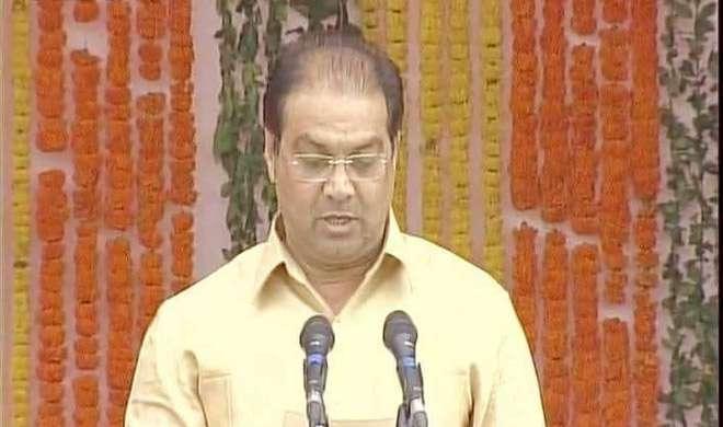 जानें, कौन हैं योगी सरकार में एकमात्र मुस्लिम मंत्री मोहसिन रजा - India TV