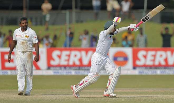 कोलंबो: बांग्लादेश ने जीता अपना 100वां टेस्ट मैच, रचा इतिहास - India TV