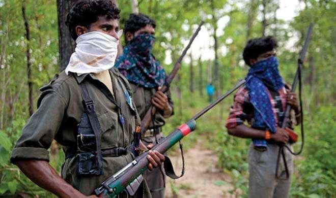 नक्सलियों की धमकी, लिया सरकारी मकान तो खतरे में जान! - India TV