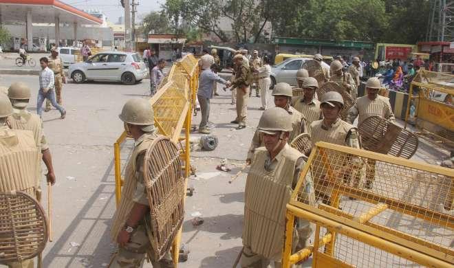 जाट आंदोलन टला लेकिन दिल्ली में हाई अलर्ट जारी - India TV