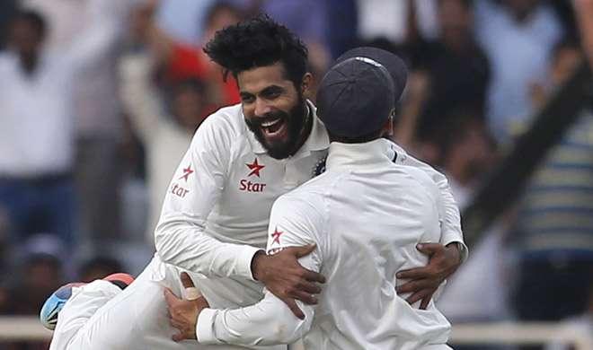 रांची टेस्ट, चौथा दिन: जडेजा के 2 विकेट से ऑस्ट्रेलिया बैकफुट पर - India TV