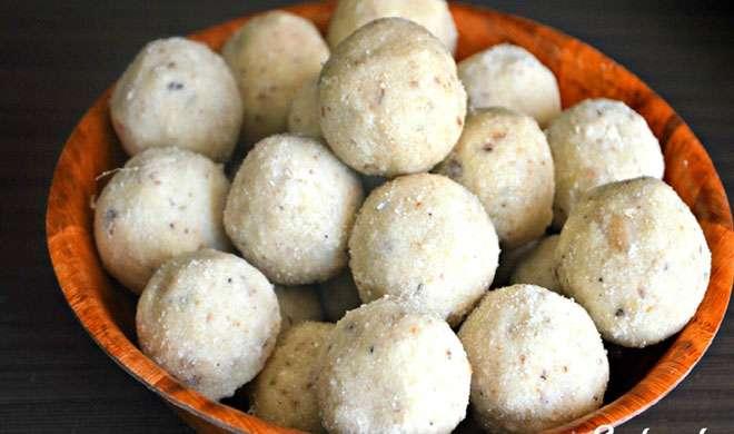 Navratri Special Recipe: व्रत में खाएं एनर्जी से भरपूर साबूदाना के लड्डू - India TV