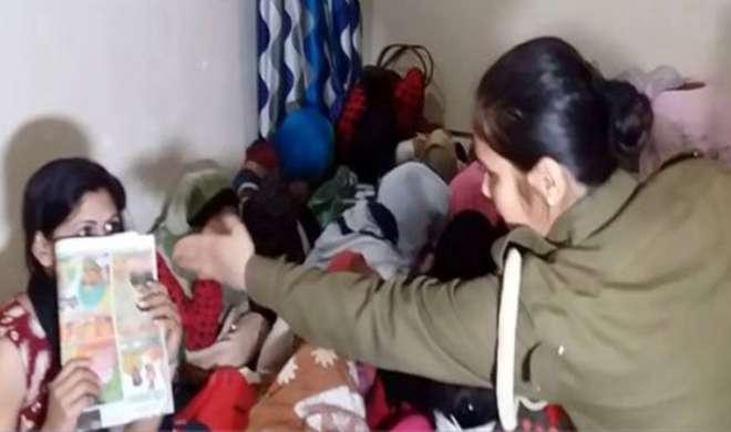 गाजियाबाद में होटल में छापा, चाची-भतीजे, देवर-भाभी समेत 100 गिरफ्तार - India TV