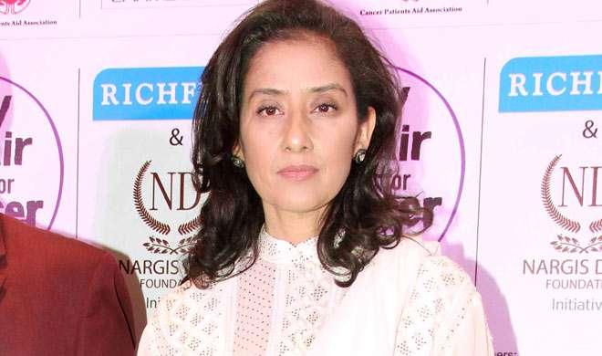 मनीषा कोइराला का खुलासा, कैंसर के दौरान हो गई थीं एलियन जैसी - India TV