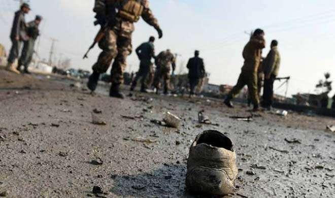 अफगानिस्तान में नमाज के दौरान हमला, 100 जवानों की मौत - India TV