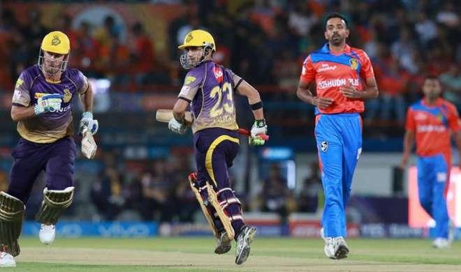 IPL 2017: कोलकाता से हिसाब बराबर करना चाहेगी गुजरात लायंस टीम