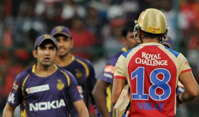 IPL 2017: जेंटलमैन गेम के वो 5 लम्हें जब दोस्त बन गए दुश्मन - India TV