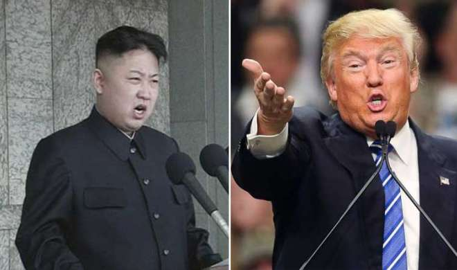 राष्टपति ट्रंप ने उत्तर कोरिया को खतरा बताते हुए चीन के प्रयासों की प्रशंसा