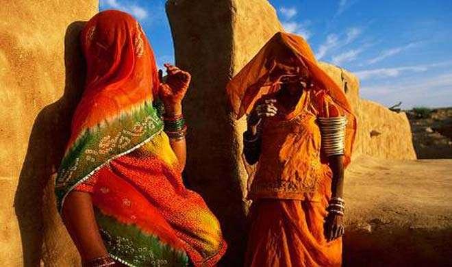 नाता प्रथा जिसमें युवती को लिवइन रिलेशनशिप में रहने को किया जाता है मजबूर - India TV