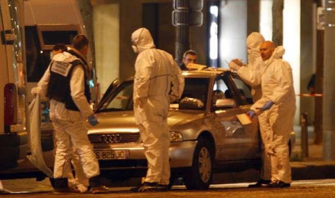 पेरिस में आतंकवादी हमले से 1 पुलिसकर्मी की मौत, IS ने ली जिम्मेदारी - India TV