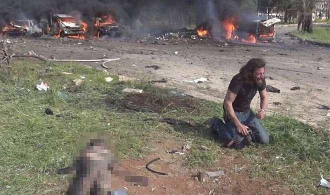 सीरिया: 2 गुटों के बीच हुए संघर्ष में 37 लोगों की मौत - India TV
