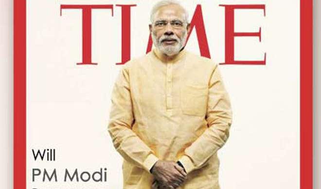 मोदी, PayTM संस्थापक 'टाइम' के सर्वाधिक 100 प्रभावशाली लोगों की सूची में शामिल - India TV
