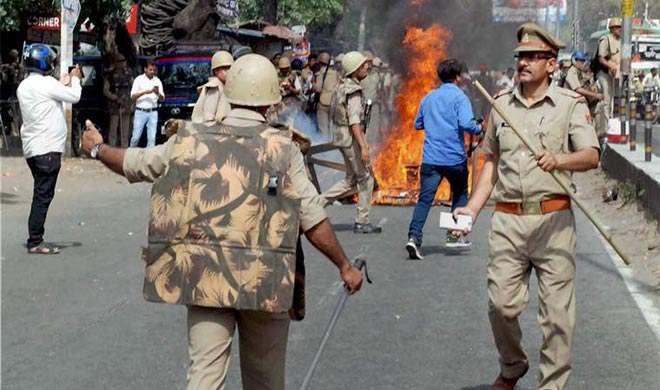 सहरानपुर जिले में अंबेडकर शोभायात्रा निकालने को लेकर सांप्रदायिक बवाल, कई घायल - India TV