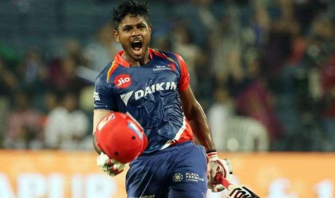 IPL 2017: पुणे के ख़िलाफ़ शतक ठोकने वाले सैमसन ने कहा मेरे जीवन का ख़ास दिन