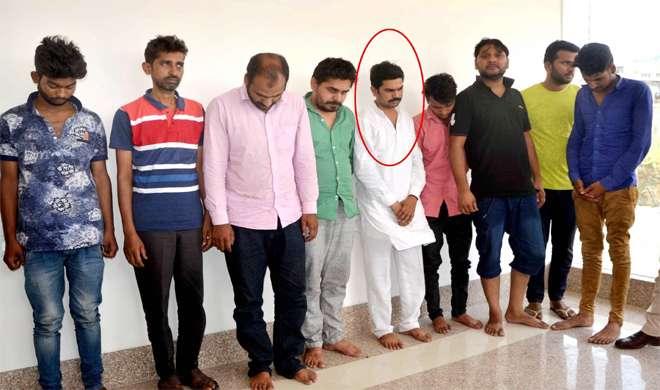 भोपाल में बड़े सेक्स रैकेट का खुलासा, BJP नेता समेत 9 गिरफ्तार