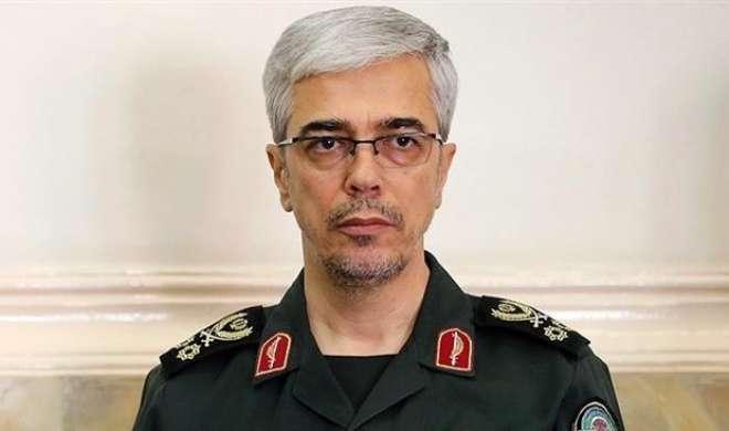 ईरान ने दी पाकिस्तान को 'आतंकी ठिकानों' को ध्वस्त करने की चेतावनी