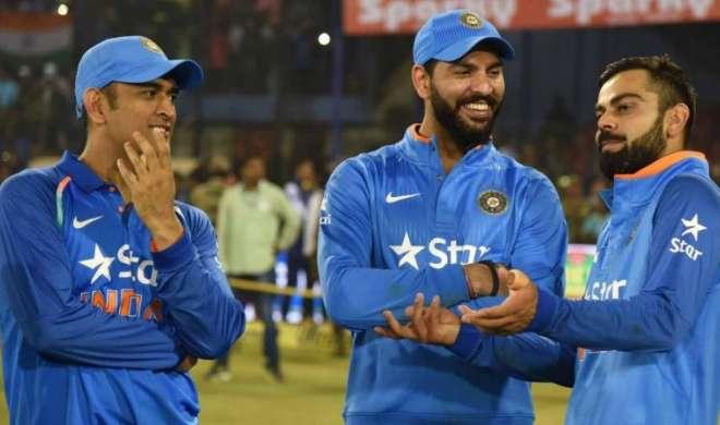 चैंपियंस ट्रॉफ़ी: टीम इंडिया का ऐलान, रैना को नहीं मिली जगह