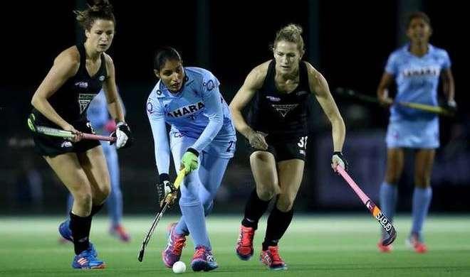 महिला हॉकी: न्यूजीलैंड ने भारत को हराया, 5-0 से जीती सीरीज
