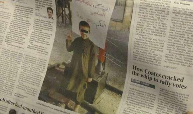IS लड़ाके का बेटा ऑस्ट्रेलिया लौट सकता है, लेकिन नजर रखी जाएगी: PM टर्नबुल