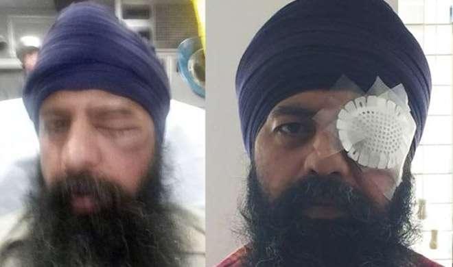 सिख-अमेरिकन की पिटाई करने वाले 2 लोगों को 3 साल की कैद - India TV