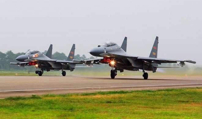 US के प्लेन को चीनी लड़ाकू विमानों ने समुद्र के ऊपर रोका, जानें आगे क्या होगा