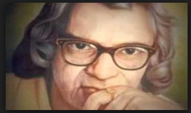 जन्मदिन विशेष: हिंदी काव्य की नई धारा के प्रवर्तक थे सुमित्रानंदन पंत - India TV