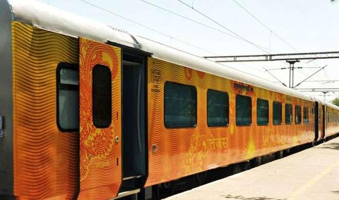 मुंबई-गोवा तेजस एक्सप्रेस को कल दिखाई जाएगी हरी झंडी, प्लेन जैसी खूबियों से लैस ट्रेन