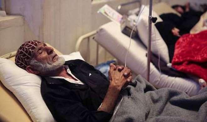 यमन: तीन हफ्ते में हैजा से 242 लोगों की मौत, तकरीबन 23,500 लोग बीमार - India TV