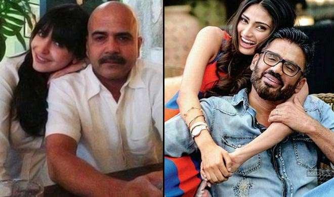 Father's Day: अनुष्का से अथिया तक बॉलीवुड हस्तियों ने शेयर की बचपन की यादें - India TV