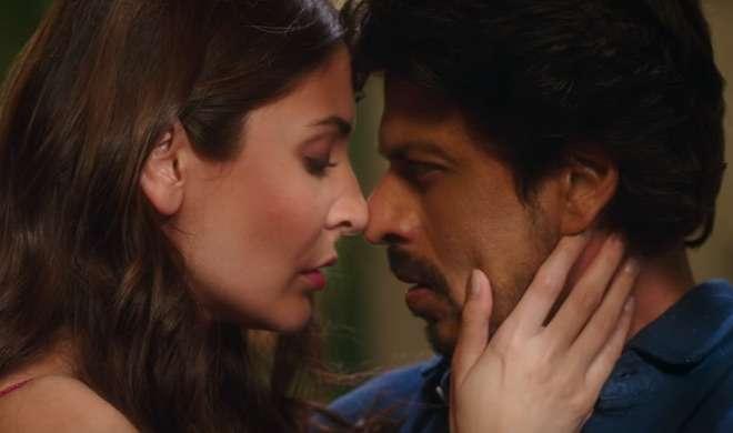 'Jab Harry Met Sejal' Trailer 2: रोमांटिक अंदाज में दिखे शाहरुख-अनुष्का - India TV